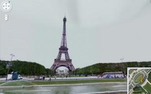 Streetview: In Frankreich längst Realität